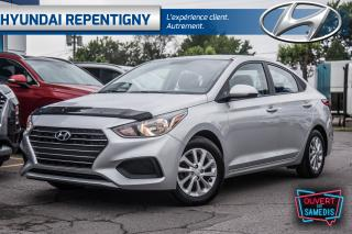 Used 2019 Hyundai Accent Preferred for sale in Repentigny, QC