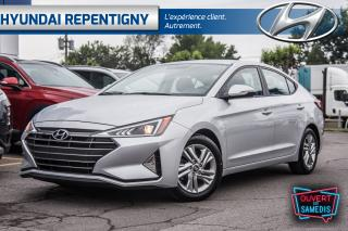 Used 2019 Hyundai Elantra Preferred for sale in Repentigny, QC