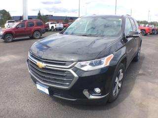 Used 2018 Chevrolet Traverse LT True North for sale in Thunder Bay, ON