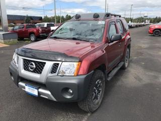 Used 2015 Nissan Xterra PRO-4X for sale in Thunder Bay, ON