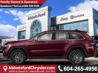 New 2019 Jeep Grand Cherokee Limited - Sunroof for sale in Abbotsford, BC