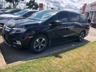 Used 2018 Honda Odyssey EX-L Sold Pending Customer Pick Up...Reverse Assist Camera, Bluetooth and More! for sale in Waterloo, ON