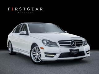 Used 2014 Mercedes-Benz C-Class C 300 I NAVIGATION I PANO I BACKUP for sale in Toronto, ON