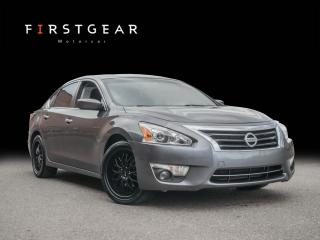 Used 2015 Nissan Altima 2.5 I LEATHER for sale in Toronto, ON