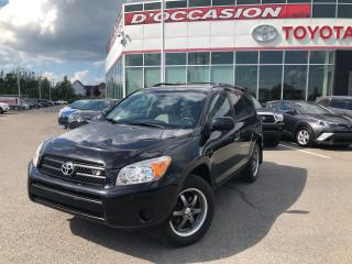 Used 2007 Toyota RAV4 V6 AWD AIR/VITRES/CRUISE *SEULEMENT 139 703KM* for sale in St-Eustache, QC