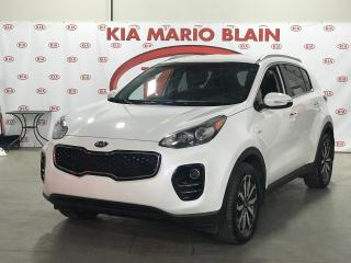 Used 2018 Kia Sportage EX * CUIR * PUSH START * MAGS * for sale in Ste-Julie, QC