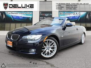 Used 2009 BMW 328 i BMW 328 CABRIOLET NAVIGATION HARD TOP $0 DOWN OAC for sale in Concord, ON