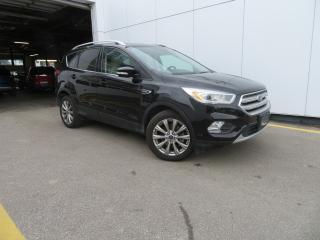 Used 2018 Ford Escape Titanium 4WD for sale in Hagersville, ON