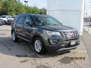 Used 2017 Ford Explorer FWD 4dr XLT for sale in Hagersville, ON