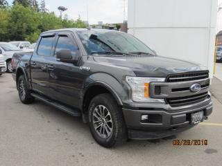 Used 2018 Ford F-150 XLT 4WD SuperCrew 5.5' Bo for sale in Hagersville, ON