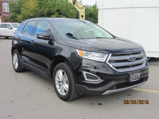 Used 2017 Ford Edge 4DR Sel AWD for sale in Hagersville, ON