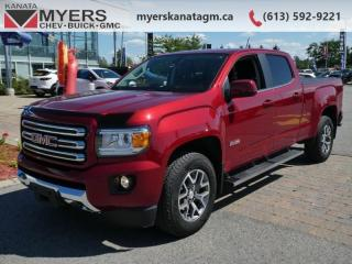 Used 2017 GMC Canyon SLE  - Bluetooth -  OnStar for sale in Ottawa, ON