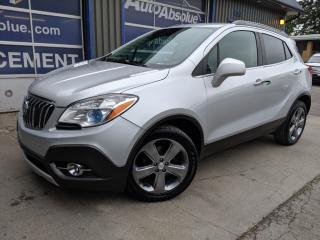Used 2013 Buick Encore Mag + bluetooth for sale in Boisbriand, QC