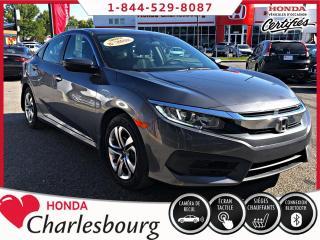 Used 2016 Honda Civic LX *GARANTIE GLOBAL 24-04-2023/ 160 000 for sale in Charlesbourg, QC