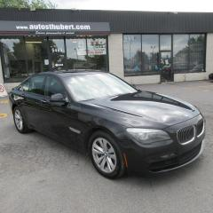 Used 2012 BMW 750 M PACKAGE XDRIVE ** 136 000 KM CERTIFIÉ for sale in St-Hubert, QC