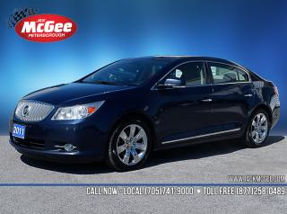 Used 2011 Buick LaCrosse CXL for sale in Peterborough, ON