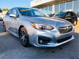 Used 2017 Subaru Impreza Sport (CVT) for sale in Lévis, QC