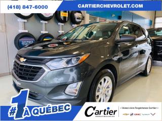 Used 2018 Chevrolet Equinox LS for sale in Québec, QC