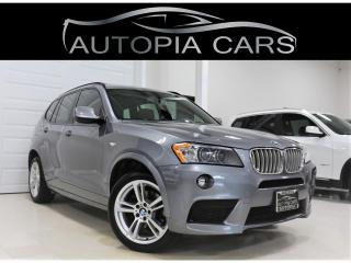 Used 2013 BMW X3 AWD 4dr 35i for sale in North York, ON