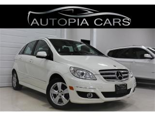 Used 2010 Mercedes-Benz B-Class 4dr HB B 200 for sale in North York, ON