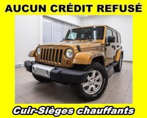 Used 2011 Jeep Wrangler **RÉSERVÉ** 70e ANNIV 4X4 *2 TOITS* SIEGES CHAUF C for sale in Mirabel, QC