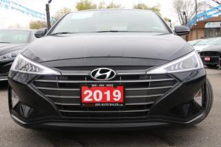 Used 2019 Hyundai Elantra Preferred+ for sale in Brampton, ON