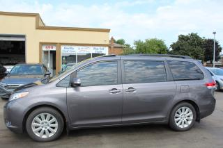Used 2013 Toyota Sienna XLE AWD for sale in Brampton, ON