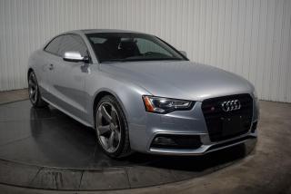 Used 2015 Audi S5 TECHNIK CUIR TOIT BLUETOOTH CAMERA RECUL for sale in St-Hubert, QC