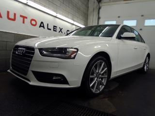Used 2014 Audi A4 Progressiv **47,000KM** NAVIGATION CUIR TOIT MAGS for sale in St-Eustache, QC