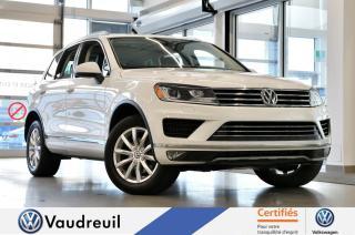 Used 2016 Volkswagen Touareg TDI Sportline* TOIT PANO * 18 PO for sale in Vaudreuil-Dorion, QC