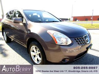 Used 2010 Nissan Rogue 2.5L - SL - FWD for sale in Woodbridge, ON
