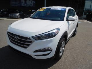 Used 2017 Hyundai Tucson Base,AWD,A/C,CRUISE,BLUETOOTH,CAMERA for sale in Mirabel, QC