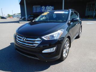 Used 2015 Hyundai Santa Fe Sport 2.0T Limited,AWD,NAV, CUIR, TOIT, MAGS, CAMERA+++ for sale in Mirabel, QC