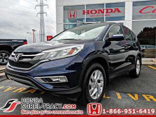 Used 2016 Honda CR-V Traction intégrale 5 portes EX for sale in Sorel-Tracy, QC