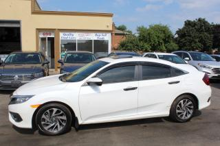 Used 2018 Honda Civic EX for sale in Brampton, ON
