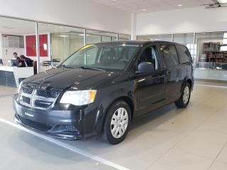 Used 2013 Dodge Grand Caravan SE groupe valeur jamais accidenté for sale in Beauport, QC