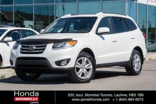 Used 2012 Hyundai Santa Fe GL SPORT Premium AWD TOIT AWD MAGS BLUETOOTH for sale in Lachine, QC