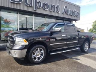 Used 2016 RAM 1500 Cabine multiplaces 4RM, 149 po SLT for sale in Alma, QC
