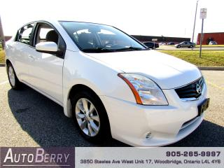 Used 2011 Nissan Sentra 2.0L - FWD for sale in Woodbridge, ON