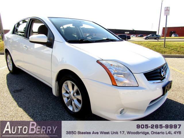 2011 Nissan Sentra 2.0L - FWD