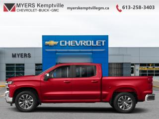 New 2019 Chevrolet Silverado 1500 RST  - Leather Package for sale in Ottawa, ON