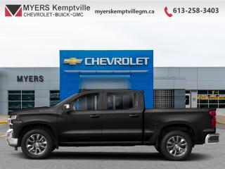 New 2019 Chevrolet Silverado 1500 Custom Trail Boss for sale in Ottawa, ON