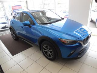 Used 2016 Mazda CX-3 GX AUTO TRACTION AVANT A/C CRUISE BT CAM for sale in Dorval, QC