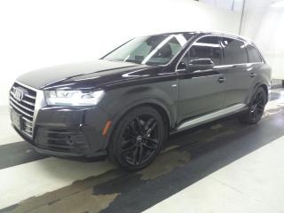 Used 2017 Audi Q7 Tecknik/Quattro/S-Line/PanoRoof/Navi for sale in BRAMPTON, ON