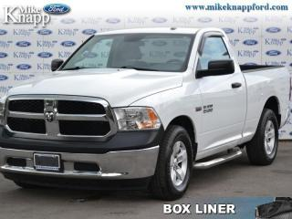 Used 2014 RAM 1500 ST  -  Power Windows -  Power Doors for sale in Welland, ON