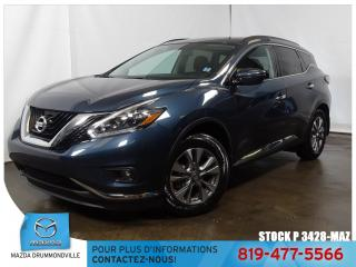 Used 2018 Nissan Murano SV|TOITPANO|AWD|NAV|MAG 2018 for sale in Drummondville, QC