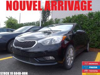 Used 2014 Kia Forte 1.8L LX+ for sale in Drummondville, QC