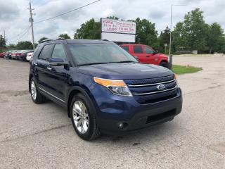 Used 2011 Ford Explorer LIMITED for sale in Komoka, ON