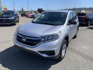 Used 2015 Honda CR-V Traction intégrale 5 portes LX for sale in Rivière-Du-Loup, QC
