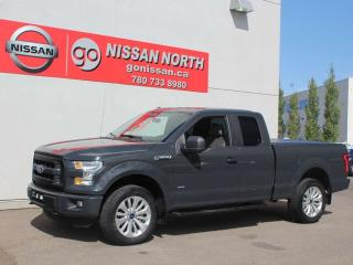Used 2016 Ford F-150 XL/4X4/SUPER CAB/ONE OWNER for sale in Edmonton, AB